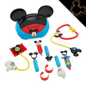 Mickey Mouse Doctor Set £11 delivered @ Disney shop