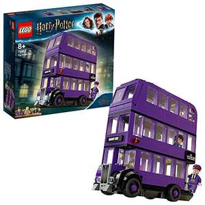 LEGO 75957 Harry Potter Knight Bus Toy, Triple-decker Collectible Set £26.33 delivered (£25.42 Fee free card) @ Amazon Spain