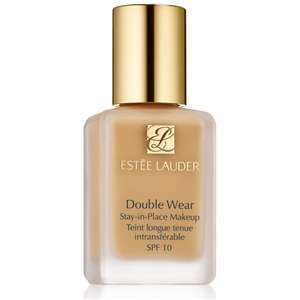 25% off Estée Lauder Double Wear Foundation Stay-in-Place Makeup 30ml Black Friday Sale £25.50 with code @ Look Fantastic
