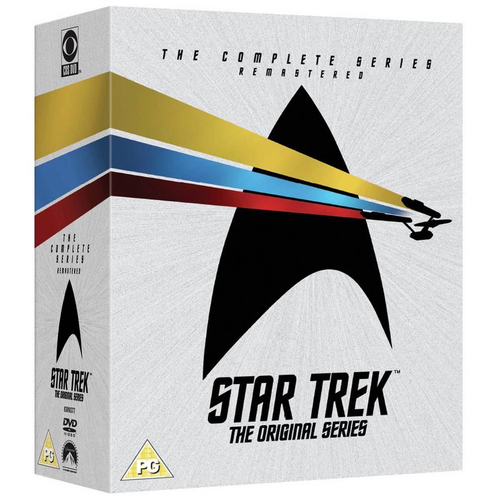 Star Trek - The Original Series Complete £14.99 @ Homesense (Perth)