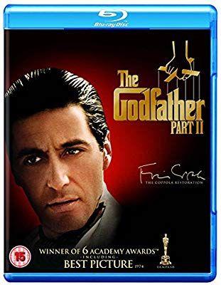 The Godfather 2 blu ray £3.99 @ Amazon prime (£6.98 non prime)