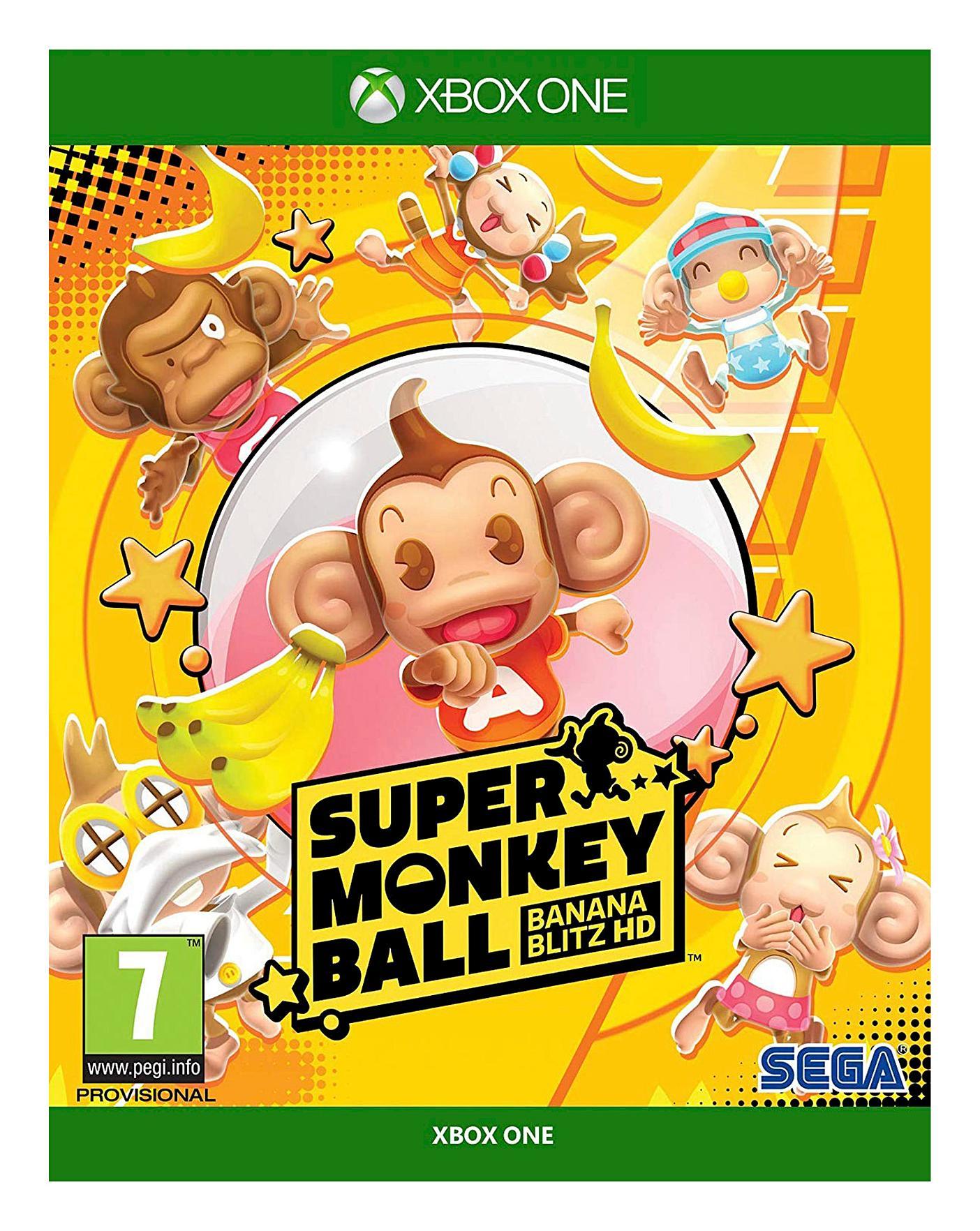 Super Monkey Ball Banana Blitz HD - Xbox One at Marisota for £28.98 delivered