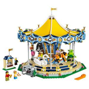 LEGO Creator 10257 Carousel 30% off £111.99 @ LEGO Shop Instore Only