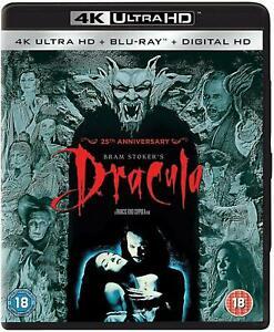 Bram Stoker's Dracula 25th Anniversary 4K UHD + Blu-ray £9.45 delivered @ phonecentreukltd ebay