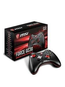 MSI Force GC30 Wireless Controller £29.99/GC20 £22.99 @ Very