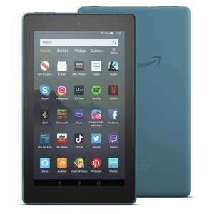 Amazon Fire 7 with Alexa 7 Inch 32GB Tablet @ Argos for £39.99