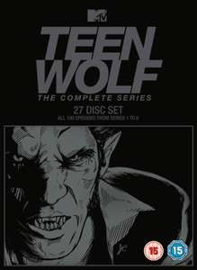 Teen Wolf Complete Series 1-6 27 Disc DVD Boxset £24.98 (includes £1.99 delivery) @ Zavvi