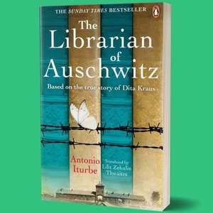 The Librarian of Auschwitz Free Book @ WH Smith via O2 Priority