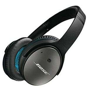 Bose QuietComfort® 25 Acoustic Noise Cancelling™ headphones – Apple® devices at Bose for £159.95