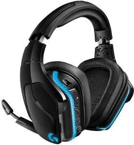 Logitech G935 Gaming Headset 2.4 GHz Wireless 7.1 Surround Sound Pro for PC, Xbox One and PS4 - Black £75 @ Amazon