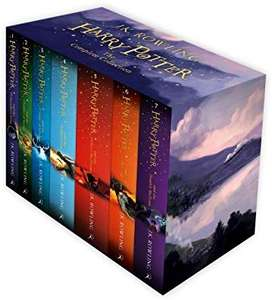 Harry Potter complete Collection £23.50 delivered @ Amazon
