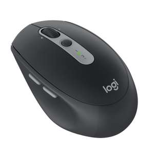 Logitech M590 Silent Wireless Mouse, Multi-Device, Bluetooth/2.4GHz, Unifying Receiver, 1000 DPI, 2yr Batter Life- £20.36 delivered @ Amazon