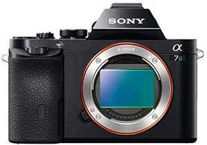 Sony a7s Low Light Mirrorless Video/CSC Camera £879 @ Amazon