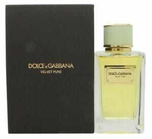Dolce & Gabbana Velvet Pure Eau De Parfum 150ml Women's For Her £44.99 Delivered @ Dealerz.Limited / eBay