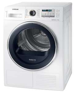 Samsung DV80M5013QW 8kg Heat Pump Condenser Tumble Dryer £469.96 delivered with code @ Marks Electrical