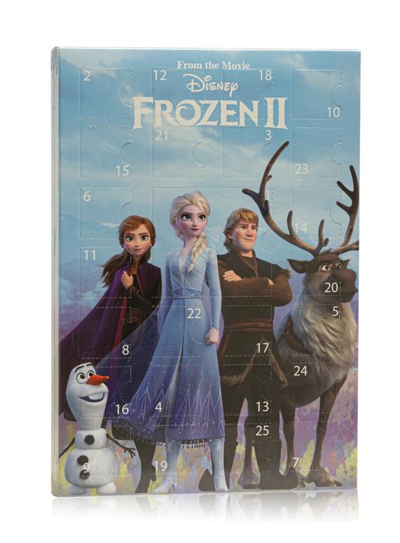 Disney Frozen 2, Minnie Mouse, Alladin Jewellery advent calendar £5.62 Sainsbury's Tu Clothing (£3 c&c under £20)