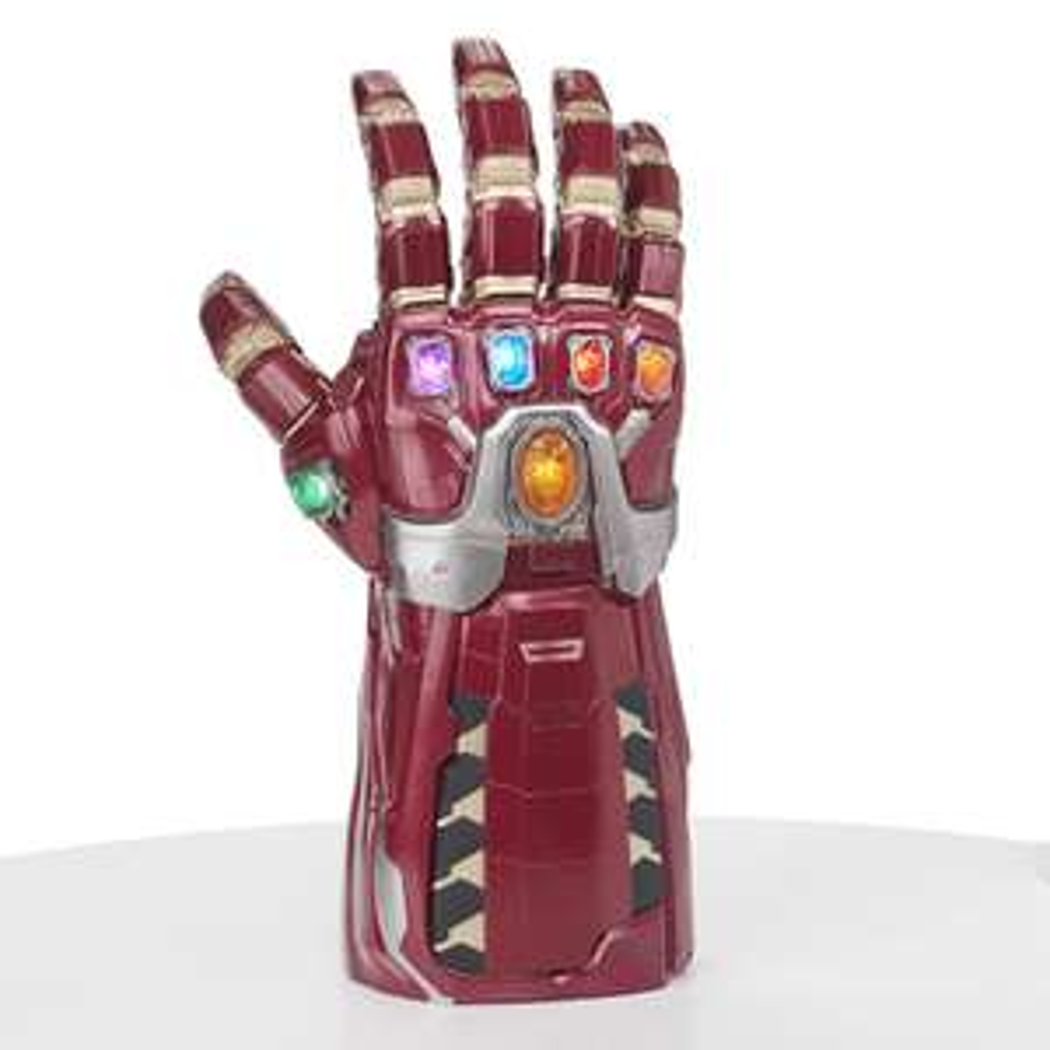 Hasbro Marvel Avengers Iron Man full-size Infinity Gauntlet £74.99 @ zavvi