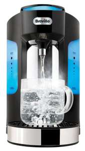 Breville HotCup Hot Water Dispenser with 3 KW Fast Boil and Variable Dispense, 2.0 Litre, Gloss Black £40.99 Amazon
