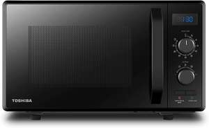 Toshiba Microwave Oven MW2-AG23PF(BK) 23L 900W with Crispy Grill 1050W & Combination Cooking £66.16 Amazon
