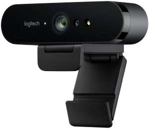 Logitech Brio Stream Webcam Ultra HD 4K 1080p/60fps £109.99 @ Amazon