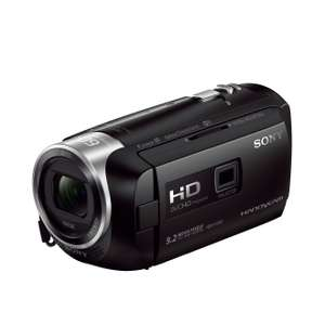 Sony HDR-PJ410 Full HD Camcorder with Built-In Projector (30x Optical Zoom Optical SteadyShot, Wi-Fi and NFC) by Sony £189.99 @ amazon.co.uk