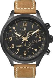 Timex Men's Intelligent Quartz Watch with Dial Fly-Back Chronograph Display £39.01 @ Amazon