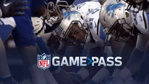 NFL Game Pass Cyber Monday - Watch Live games through to Super Bowl LIV for only £42.99