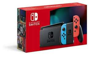 Nintendo switch 2019 (with better battery) £259.72 @ amazon france