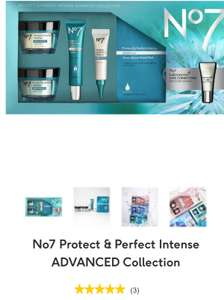 No7 Protect & Perfect Intense ADVANCED Collection £42 / £37.80 Boots