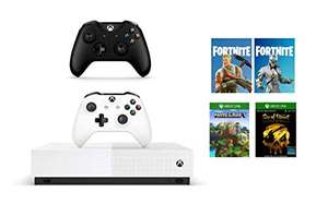 Xbox One S All Digital W/3 Games + Extra Controller - £149.99 @ Amazon