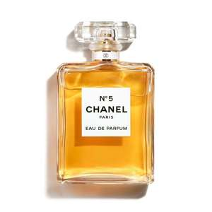 Chanel N°5 Eau De Parfum Spray 50ml £62.40 delivered with code @ The Fragrance Shop