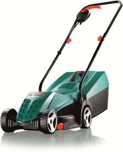 Bosch Rotak 32R Electric Lawnmower with 32 cm Cutting Width, 1200 W £39.31 @ Amazon Warehouse - used acceptable (20% off at checkout)