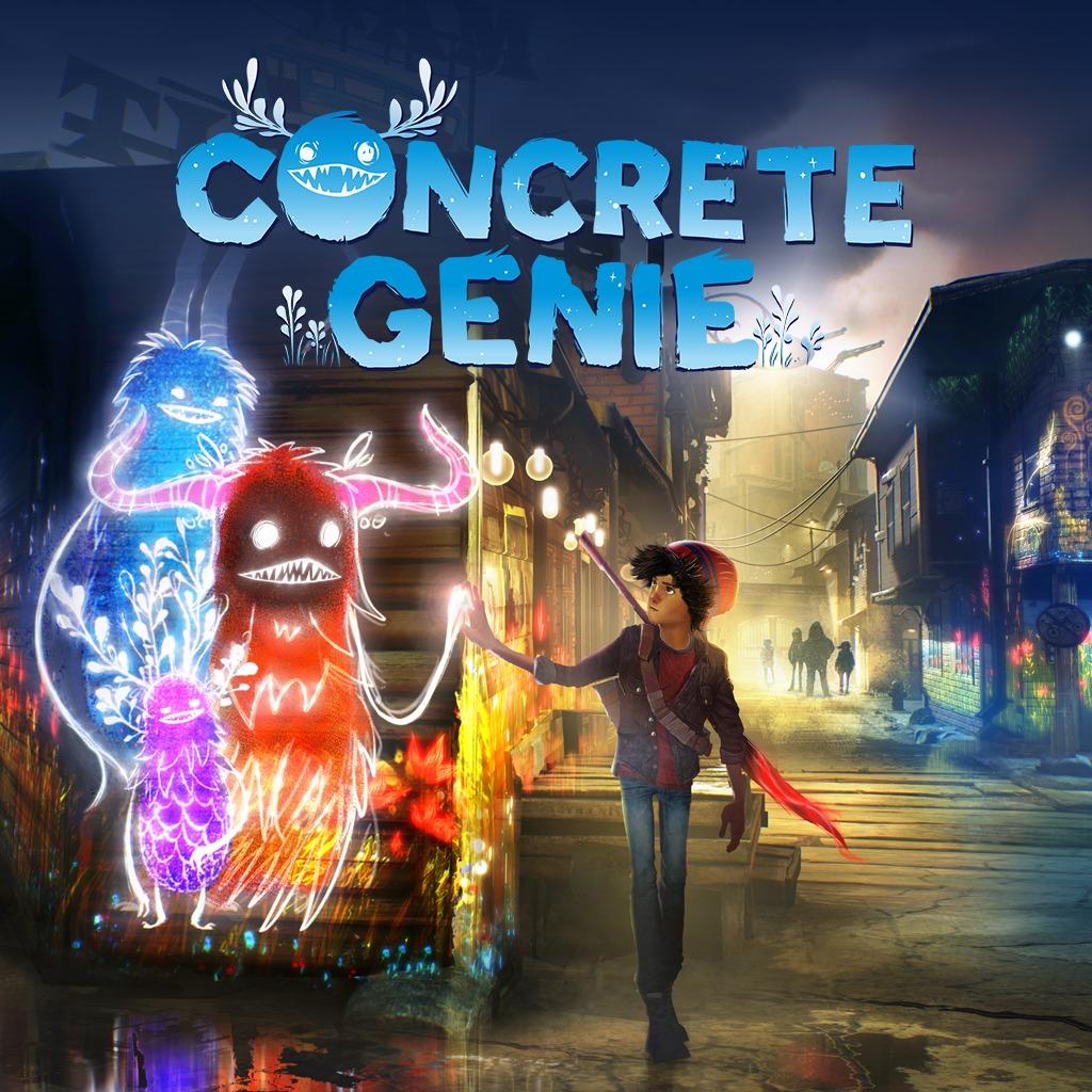 Concrete Genie £15.99 psn or £13.84 with shopto psn credit