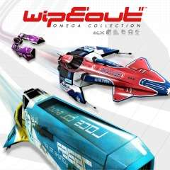 Wipeout Omega Collection £9.99 on psn