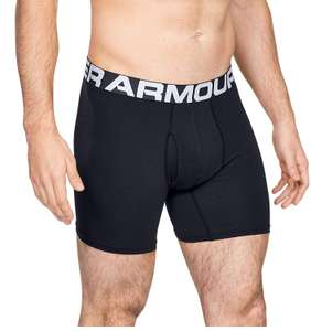 Under Armour 3 Pack Charged Cotton Sports Underwear, £16.95 at Amazon(+£4.49 non prime)