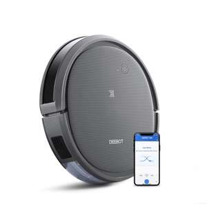Ecovacs Self-Charging Robotic Vacuum Cleaner DEEBOT 502 Strong Suction Max Mode £149.98 Sold by ECOVACS ROBOTICS UK and Fulfilled by Amazon.