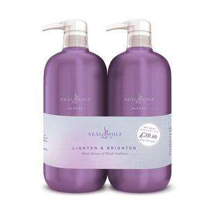 £3 off £15 / £6 off £30 / £15 off £60 Spend on Hair Care with Voucher Code @ Neal & Wolf