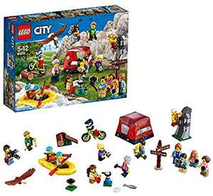 LEGO 60202 City Town People Pack - Outdoor Adventures 14 Minifigures - £21.99 @ Amazon