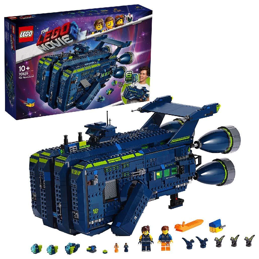 LEGO MOVIE 2 70839 The Rexcelsior Set £87.99 @ Amazon