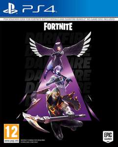 Fortnite: Darkfire Bundle for Xbox one, PS4 or Switch