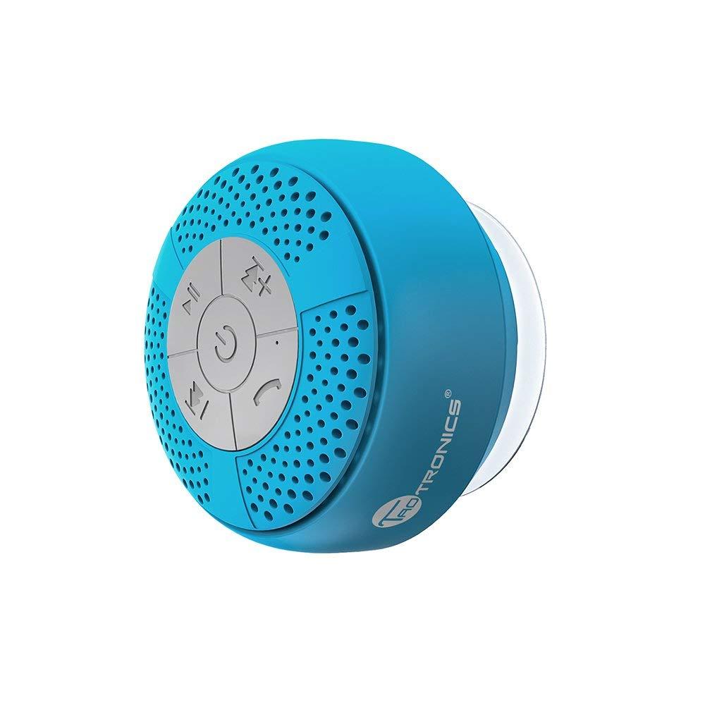 Bluetooth Shower Speaker TaoTronics Water Resistant Wireless bluetooth Speaker £16.99 (Prime or +£4.49 NP) @ Sold by Sunvalleytek-UK and FBA