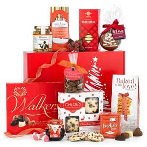 £3 Off A £30 Spend - £5 Off £50 - £10 Off £100 - With Codes (Chocolates, Fudges etc.) @ Funkyhampers