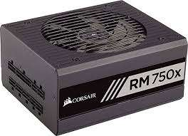Good PSU for any of you building new rigs - Corsair RM750x 80 PLUS Gold - £82.99 @ Amazon