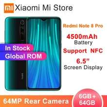 Xiaomi Redmi Note 8 Pro 6GB 64GB - AliExpress / Xiaomi Mi Store £149.54