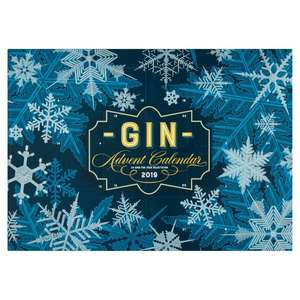 Gin Advent Calendar 24 x 5 cl scanning at £25 Morrisons instore