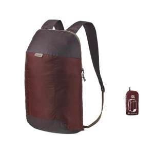 Ultra-Compact Hiking Backpack 10L (Range of Colours) £1.99 (free click and collect) @ Decathlon