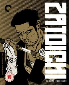 Zatoichi The Blind Swordsman 25 Film Criterion Blu-Ray Collection £59.99 @ Zoom (£53.99 for new users w/code SIGNUP10)