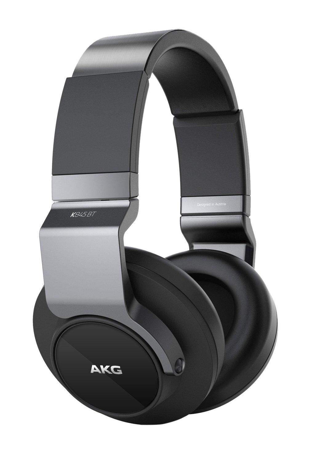 AKG K 845BT High Performance Wireless Bluetooth NFC Pairing Foldable Over-Ear Headphones £89.95