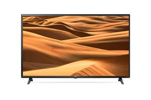 LG 43UM7000PLA 43 Inch Smart Ultra HD 4K LED TV Black with webOS & with Freeview Play/Freesat HD - £269 @ RGB Direct
