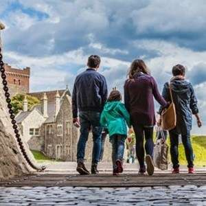 English Heritage annual membership e.g. Single Adult was £60 now £45 @ TravelZoo